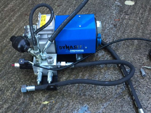 Hydraulic 16 AMP Generator is available for sale