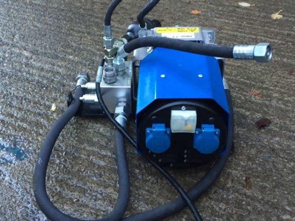Manitou Hydraulic 16 AMP Generator 116 Year 2018