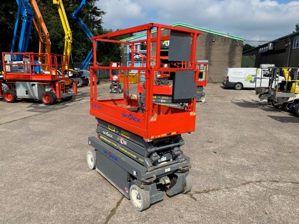 front side view lifter