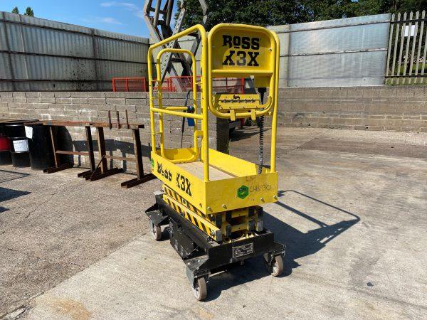 rear side yellow lifter