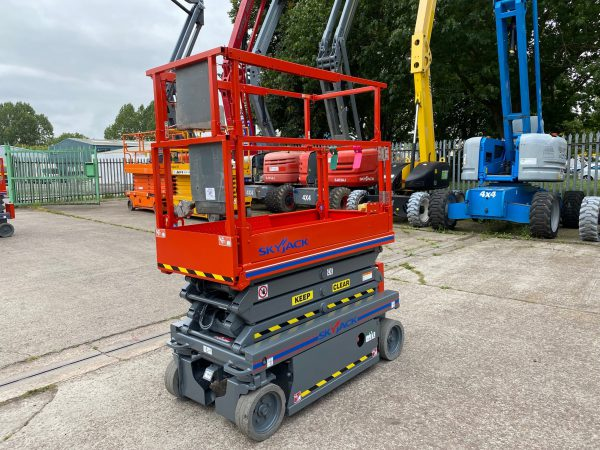 left side front view lifter